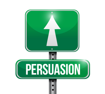 persuasion sign