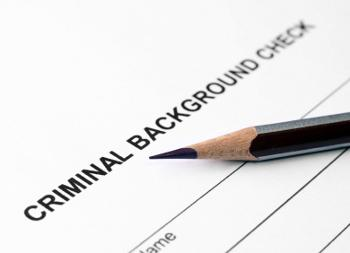 criminal background check