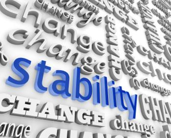 stability during change