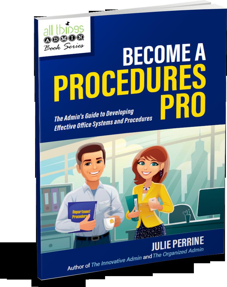 Become a Procedures Pro