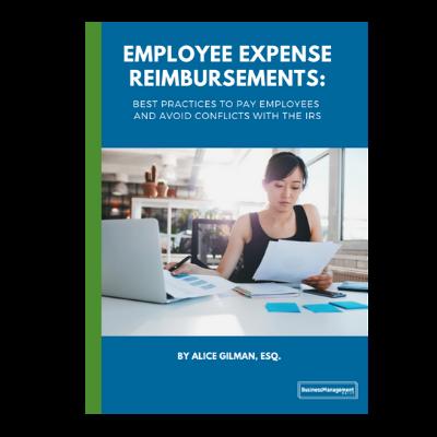 Employee Expense Reimbursements bonus