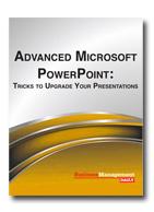 Advanced Microsoft PowerPoint