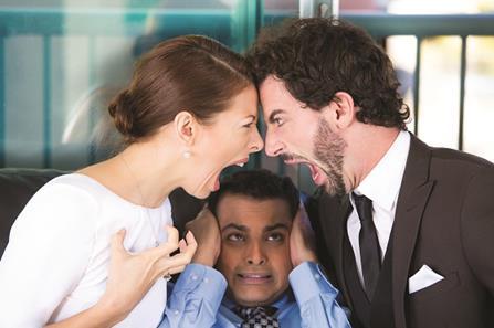 Coworker Conflict