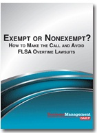Exempt or Nonexempt?