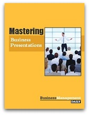 Mastering Business Presentations