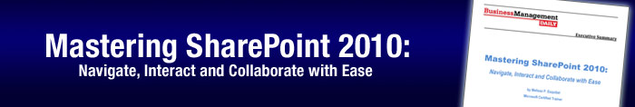 Mastering SharePoint 2010