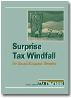 Surprise Tax Windfall