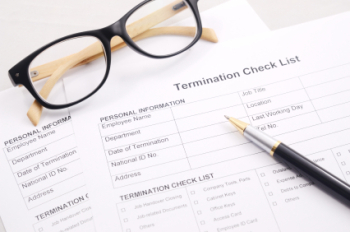 Termination pay