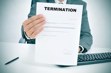 Termination Form