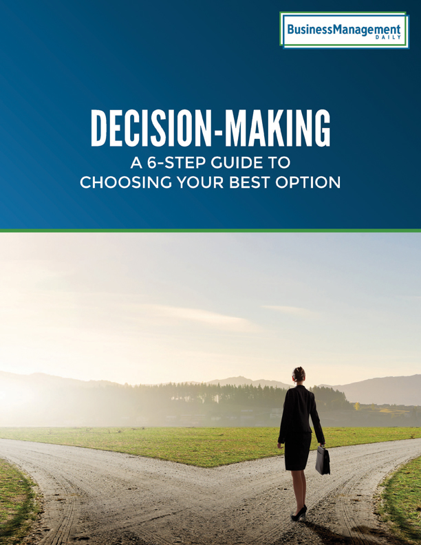 Decision-Making: A 6-Step Guide to Choosing Your Best Option