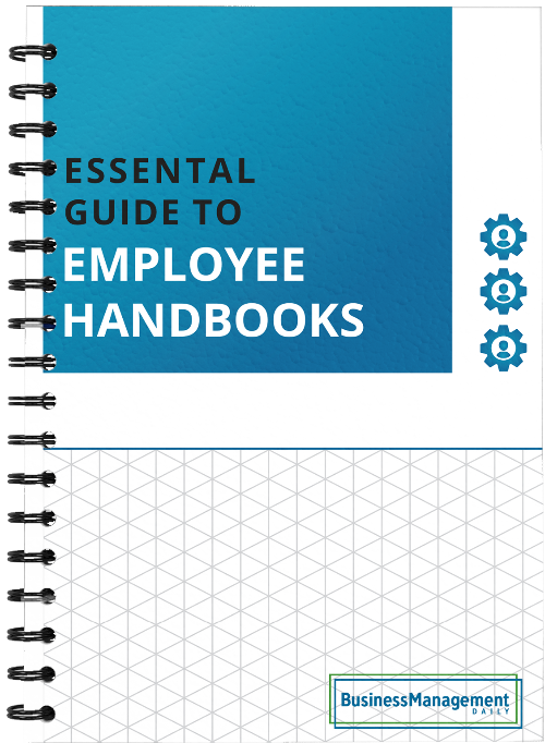 The Essential Employee Handbook: Sample Policies, Employment Law