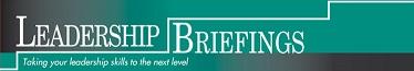 Leadership Briefings logo