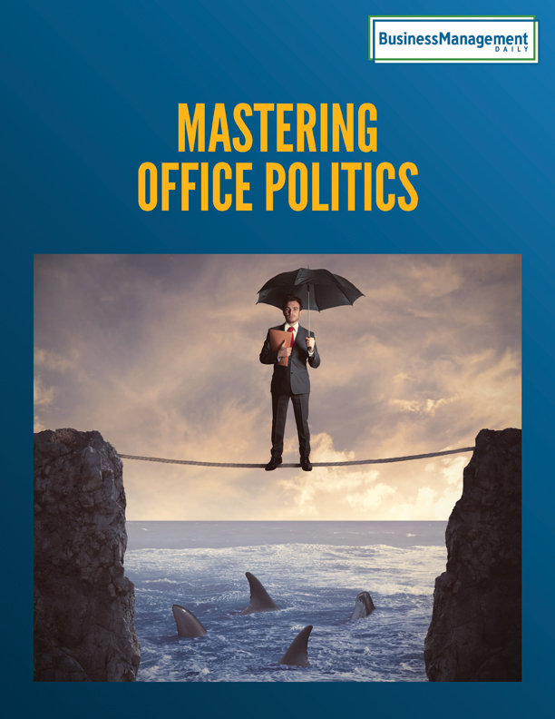 Mastering Office Politics