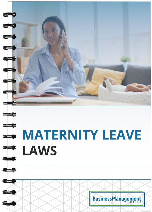 Materinity Leave Laws Free Report