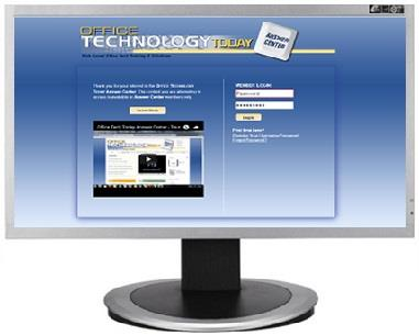 Office Technology Today website