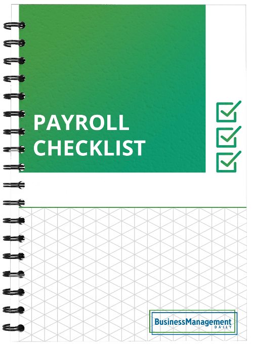 Payroll Checklist: A step-by-step compliance guide to each pay