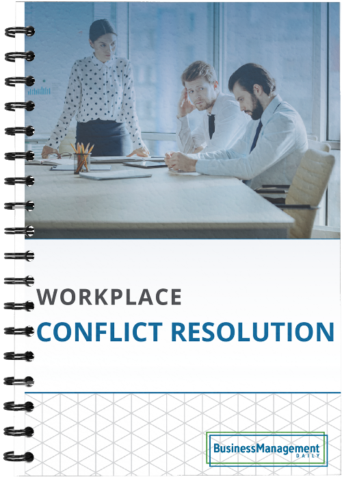 Workplace Conflict Resolution 10 Ways To Manage Employee Conflict And Improve Office Communication The Workplace Environment And Team Productivity