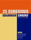 25 grammar errors