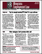 Minnesota Employment Law