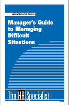 Manager's Guide to Managing Difficult Situations
