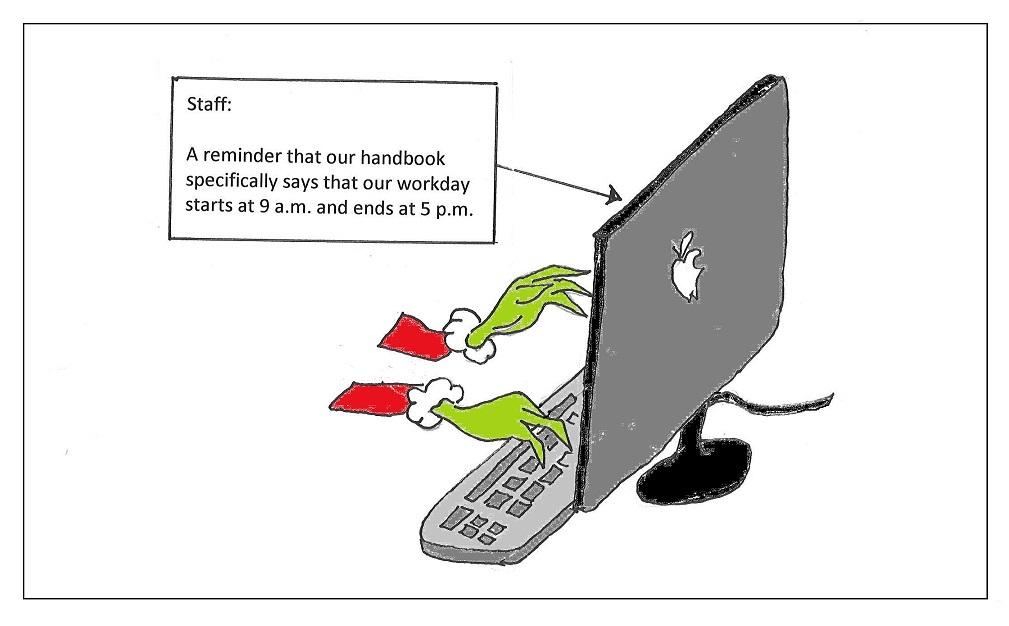 Grinch handbook