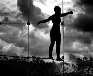 ADA tightrope