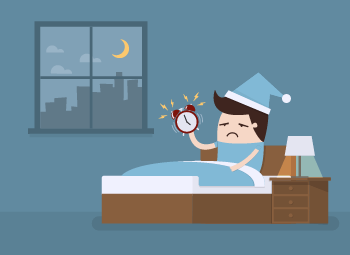 5 signs you need more shut-eye