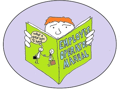 The all-new Employee Operator Manual: No boss should be