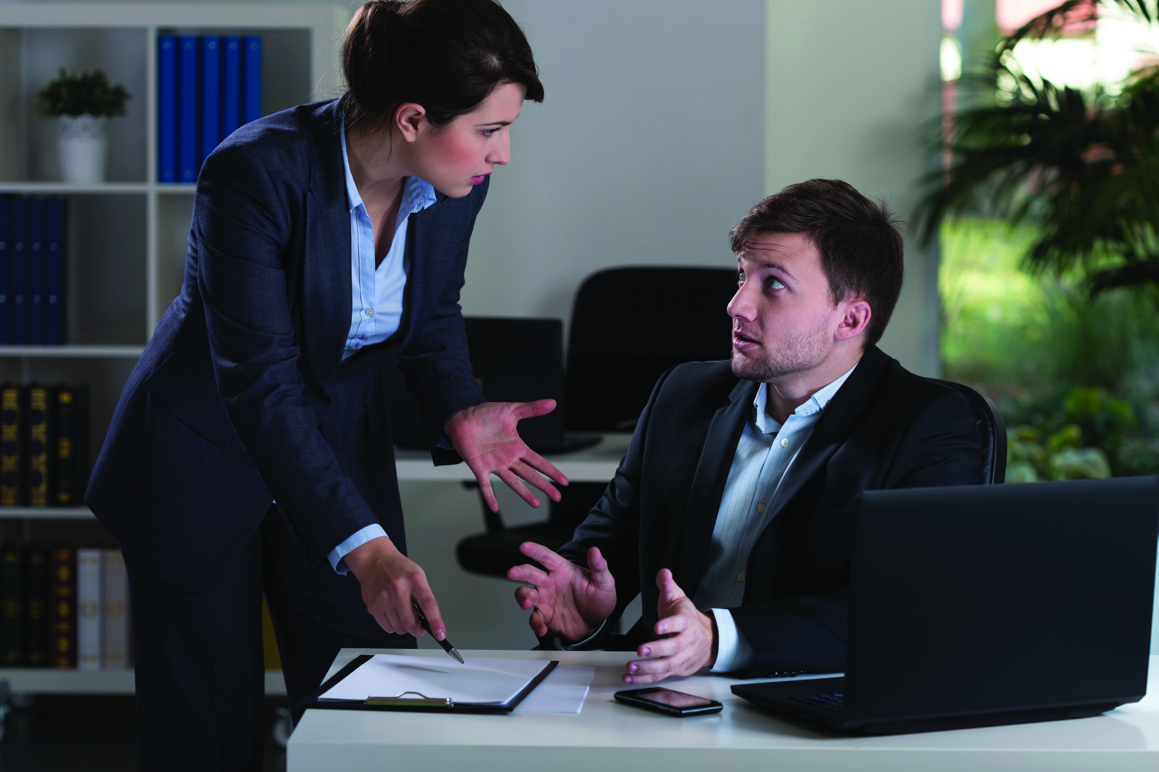 how to resolve conflict at work as a manager