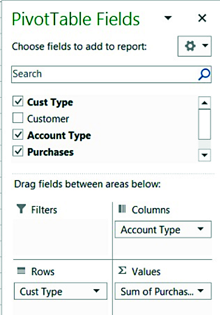 Formulas with pivot table data - Business Management Daily