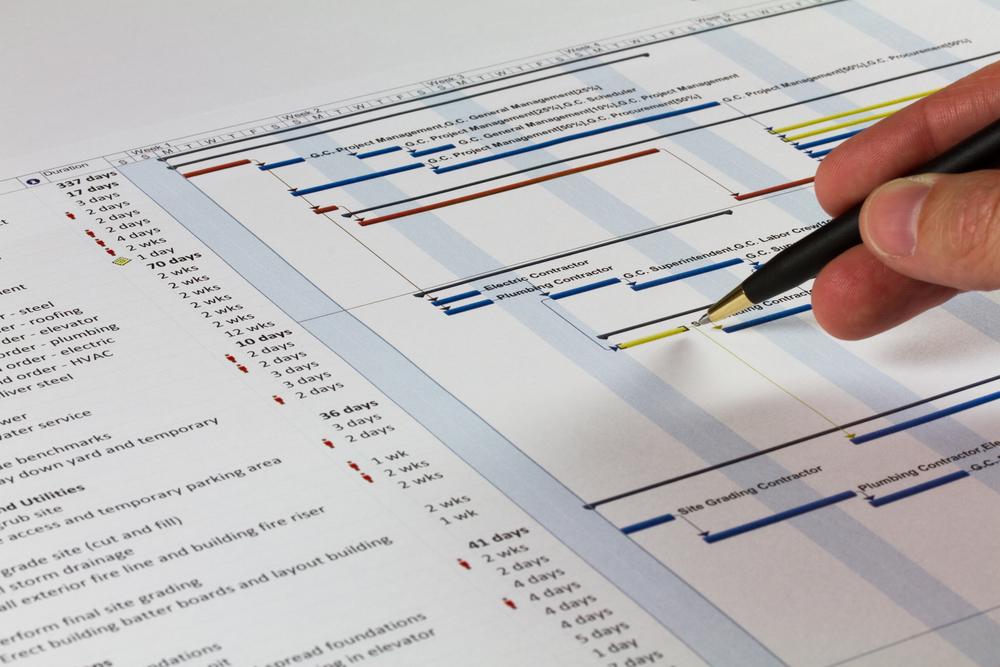 project management paperwork