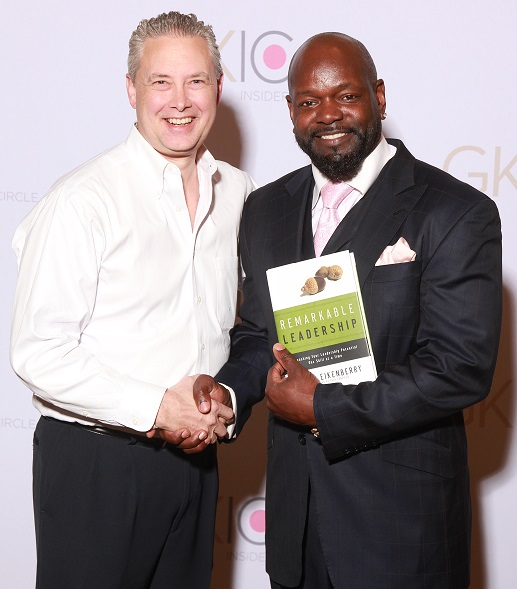 Kevin Eikenberry and Emmitt Smith
