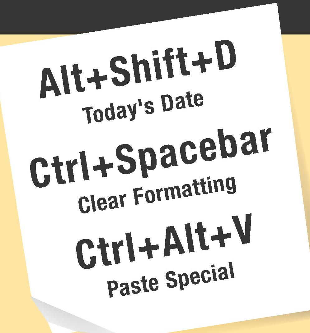 Law office management - Pop In Today S Date Anywhere In Your Document Using Alt Shift D