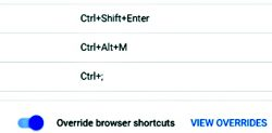 Shortcuts in Google Sheets - Business Management Daily