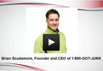 Interview with leader Brian Scudamore