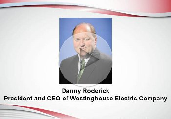 Interview with leader Danny Roderick