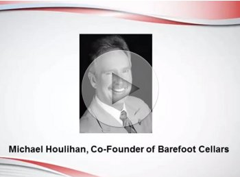 Interview with Barefoot Cellars' Michael Houlihan