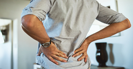 Is back pain a disability? Not always.