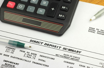 E-pay & direct deposit: Know your new options