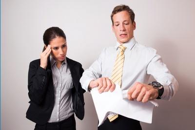 Disciplinary memo