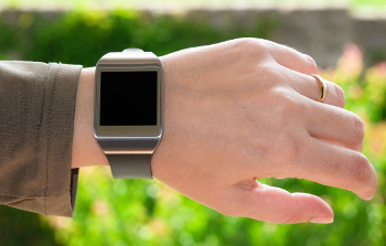Wearables in the office: Security risk?