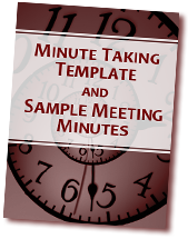 Related Articles.  Free Sample Minutes Of Meeting Template