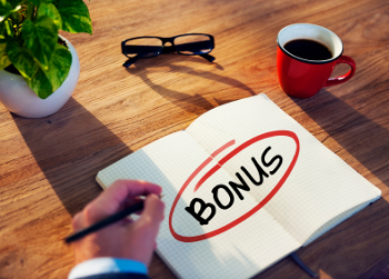 Bonuses are back, more popular than ever