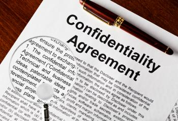 Confidentiality agreements: Company policy guidelines
