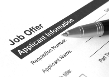 job offer form