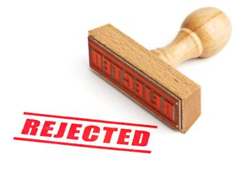 Rejected applicants: What to tell 'em