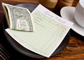Who should pick up the tab? 6 tips