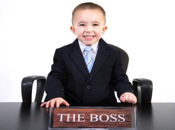 business manager