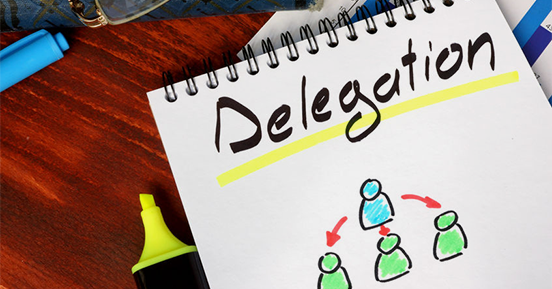 Are you delegating too much?