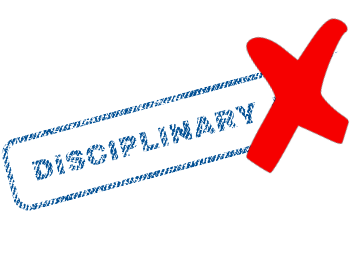 Skipping disciplinary step? Document why
